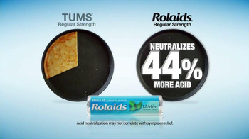 Rolaids TV Spot, 'How do You Spell Relief?' - Thumbnail 7