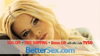BetterSex.com TV Spot, 'Free Gift'