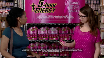 5 Hour Energy Raspberry TV Spot, 'Good Deeds' - Thumbnail 6