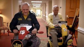 Sprint TV Spot, 'Drive to Win' Feat. Matt Kenseth, Clint Bowyer