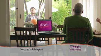 ELIQUIS TV Spot, 'Reasons'