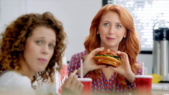 Wendy's Pretzel Pub Chicken TV Spot, 'Mind Blown' - 1509 commercial airings