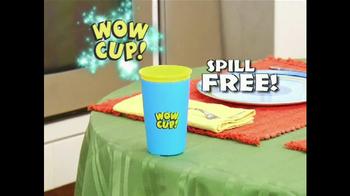 Wow Cup TV Spot, 'Spills' - Thumbnail 2