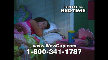 Wow Cup TV Spot, 'Spills' - Thumbnail 8