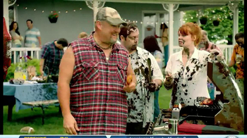 Prilosec OTC TV Spot, 'Picnic' Featuring Larry the Cable Guy