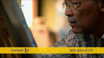 FreeStyle Freedom Lite TV Spot, 'Rest Assured' - Thumbnail 3