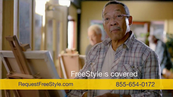 FreeStyle Freedom Lite TV Spot, 'Rest Assured' - Thumbnail 6