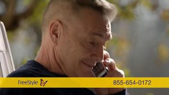 FreeStyle Freedom Lite TV Spot, 'Rest Assured' - Thumbnail 9