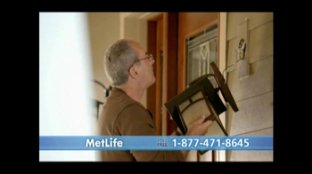 MetLife TV Spot, 'Cleaning'