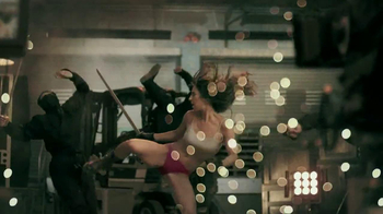 Fruit of the Loom TV Spot, 'Panty Stunt' Featuring Mickey Facchinello