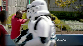 Disney Parks TV Spot, 'Show Your Disney Side: I Am Your Father' - Thumbnail 9