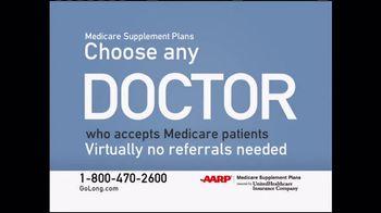 UnitedHealthcare AARP Medicare Supplement Plans TV Spot, 'Prepare' - 10412 commercial airings