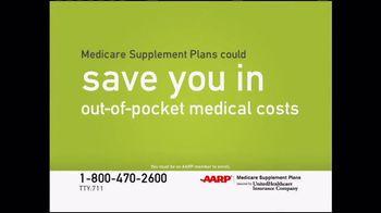 UnitedHealthcare AARP Medicare Supplement Plans TV Spot, 'Prepare' - Thumbnail 3