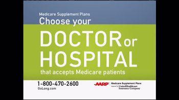 UnitedHealthcare AARP Medicare Supplement Plans TV Spot, 'Prepare' - Thumbnail 5