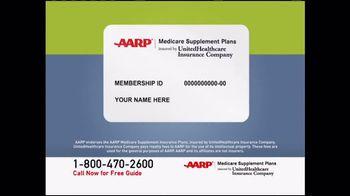 UnitedHealthcare AARP Medicare Supplement Plans TV Spot, 'Prepare' - Thumbnail 7