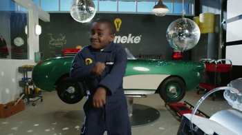 Meineke TV Spot, 'Break Dancing' Featuring Robby Novak