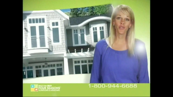 Four Seasons Sunrooms Spectacular Sales Event TV Spot