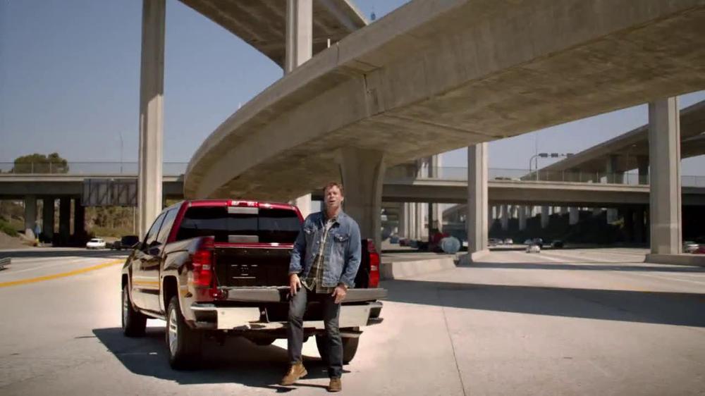 Toyota Commercial Song >> 2014 Chevrolet Silverado TV Commercial, 'Quiet Cab' - iSpot.tv