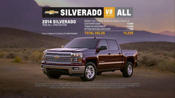 2014 Chevrolet Silverado TV Spot, 'Quiet Cab' - Thumbnail 9