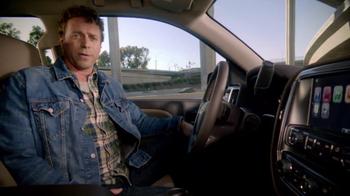 2014 Chevrolet Silverado TV Spot, 'Quiet Cab' - Thumbnail 6