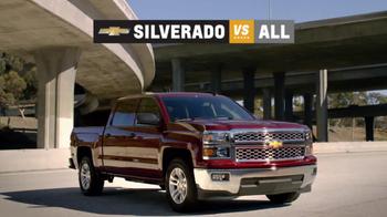 2014 Chevrolet Silverado TV Spot, 'Quiet Cab' - Thumbnail 7