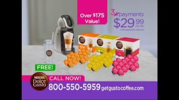 Nescafe Dolce Gusto TV Spot Featuring Mario Lopez - Thumbnail 8