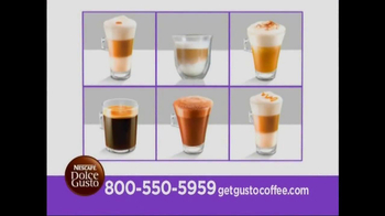 Nescafe Dolce Gusto TV Spot Featuring Mario Lopez - Thumbnail 5