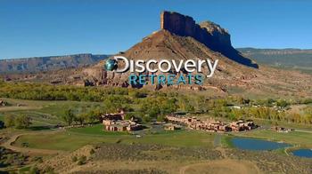 Discovery Retreats TV Spot, 'Curiosity'