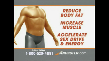 Androfen TV Spot, 'Boost Free Testosterone' - Thumbnail 5