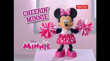 Cheerin' Minnie TV Spot - Thumbnail 10