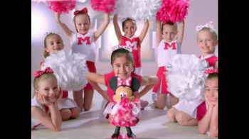 Cheerin\' Minnie TV Spot