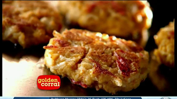 Golden Corral TV Spot, 'Wing and Appetizer Bar' - Thumbnail 5