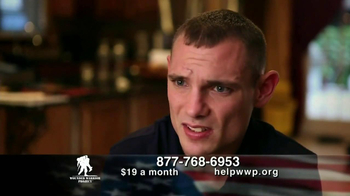 Wounded Warrior Project TV Spot Featuring Trace Atkins