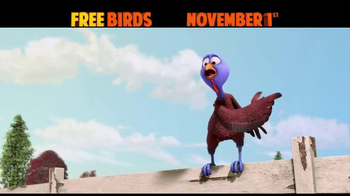 Free Birds - 3360 commercial airings