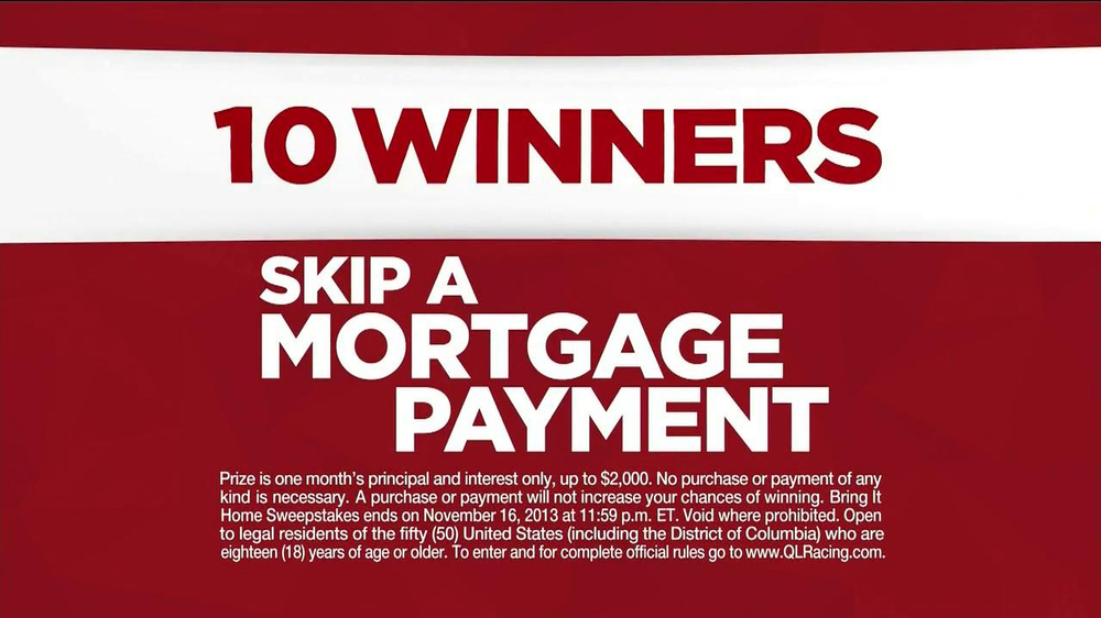 Western Sky Loans >> Quicken Loans TV Commercial, 'Bring It Home' - iSpot.tv