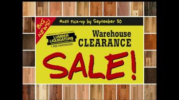 Warehouse Clearance Sale thumbnail