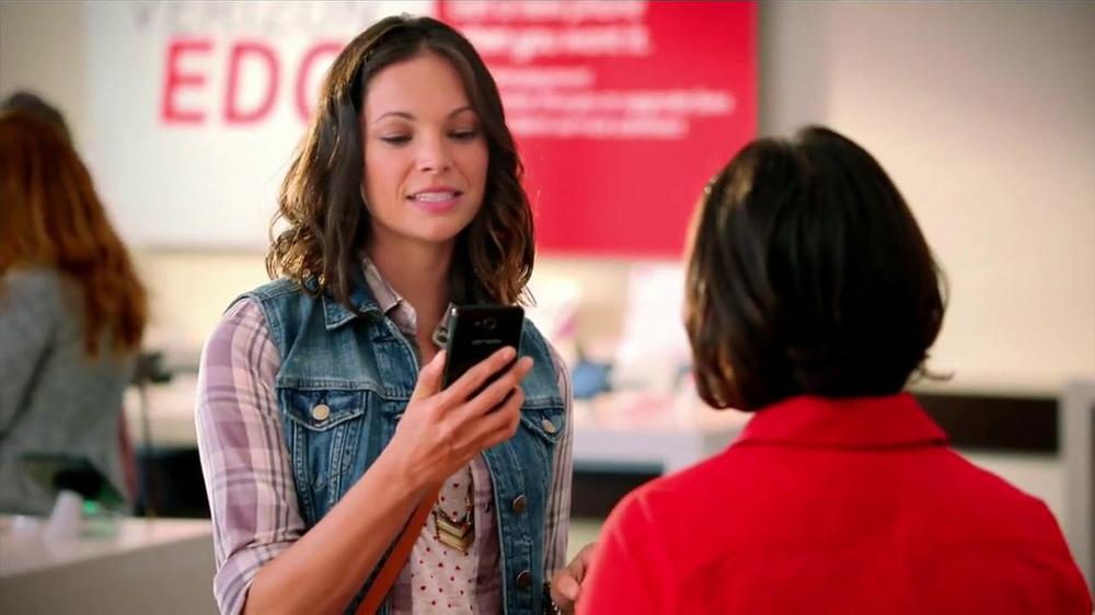 Verizon Food Truck Commercial Actress