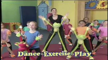 StretchKins TV Spot, 'Dance Exercise Play'
