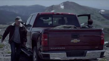 Chevrolet Silverado TV Spot, 'A Father and His Son' - Thumbnail 7