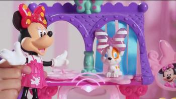 Minnie Pampering Pets Salon TV Spot - Thumbnail 3