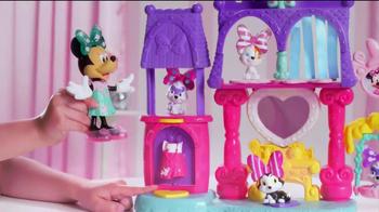 Minnie Pampering Pets Salon TV Spot - Thumbnail 5