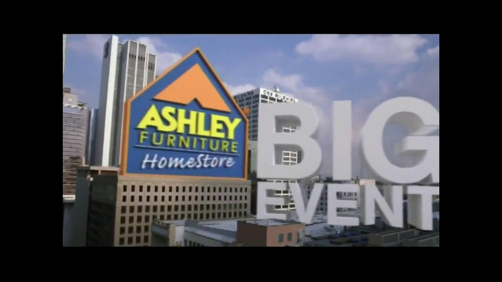 ashley furniture homestore tv commercial 39 buy one get one half off