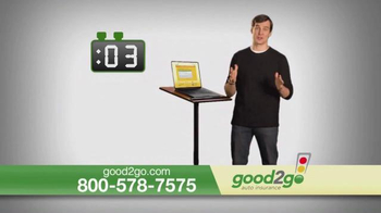Good 2 Go TV mercial Driving Without Insurance iSpot