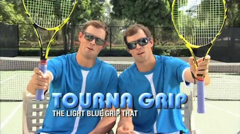 Tourna Grip TV Spot, 'Winners' Featuring Bob and Mike Bryan