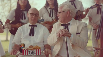 KFC TV Spot, 'Phillip' Featuring Darrell Hammond - Thumbnail 6