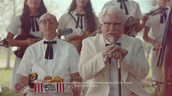 KFC TV Spot, 'Phillip' Featuring Darrell Hammond - Thumbnail 2