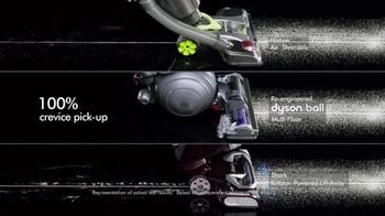 dyson ball multi floor tv commercial ispottv