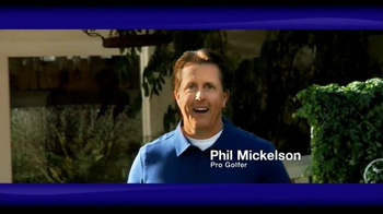 Enbrel TV Spot, \'Confession\' Featuring Phil Mickelson