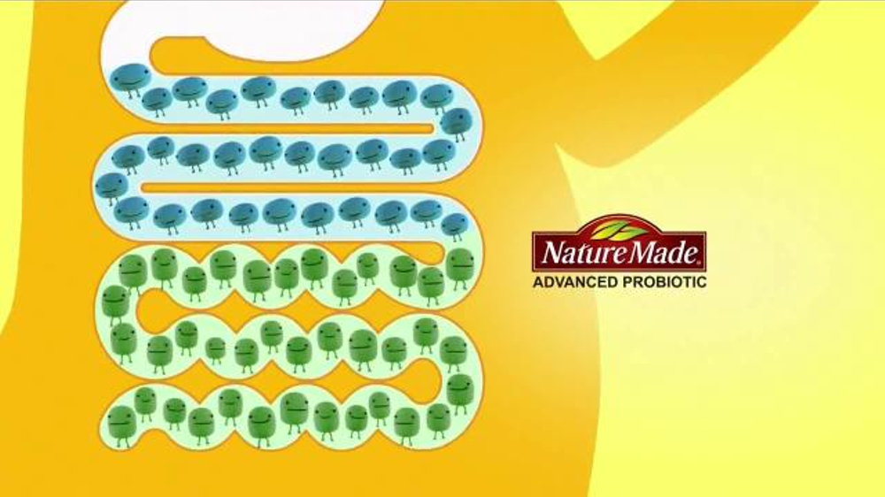 Nature Made Gummies Commercial Seaweed