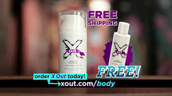 X Out Body Scrub TV Spot, 'Summer' Ft. Zendaya Coleman